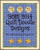 Quilt Doodle BOM