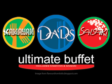 DADS Saisaki Kamayan - DADS Ultimate Buffet
