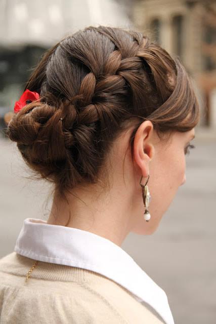 Peinados Con Trenzas Y Extensiones