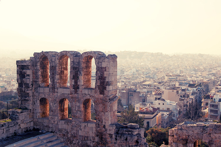 Athens Greece travel must see