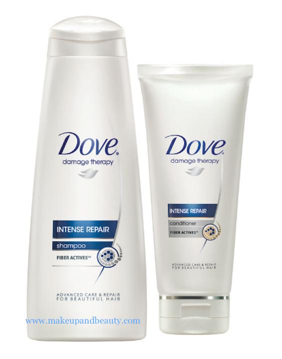 dove shampoo och balsam