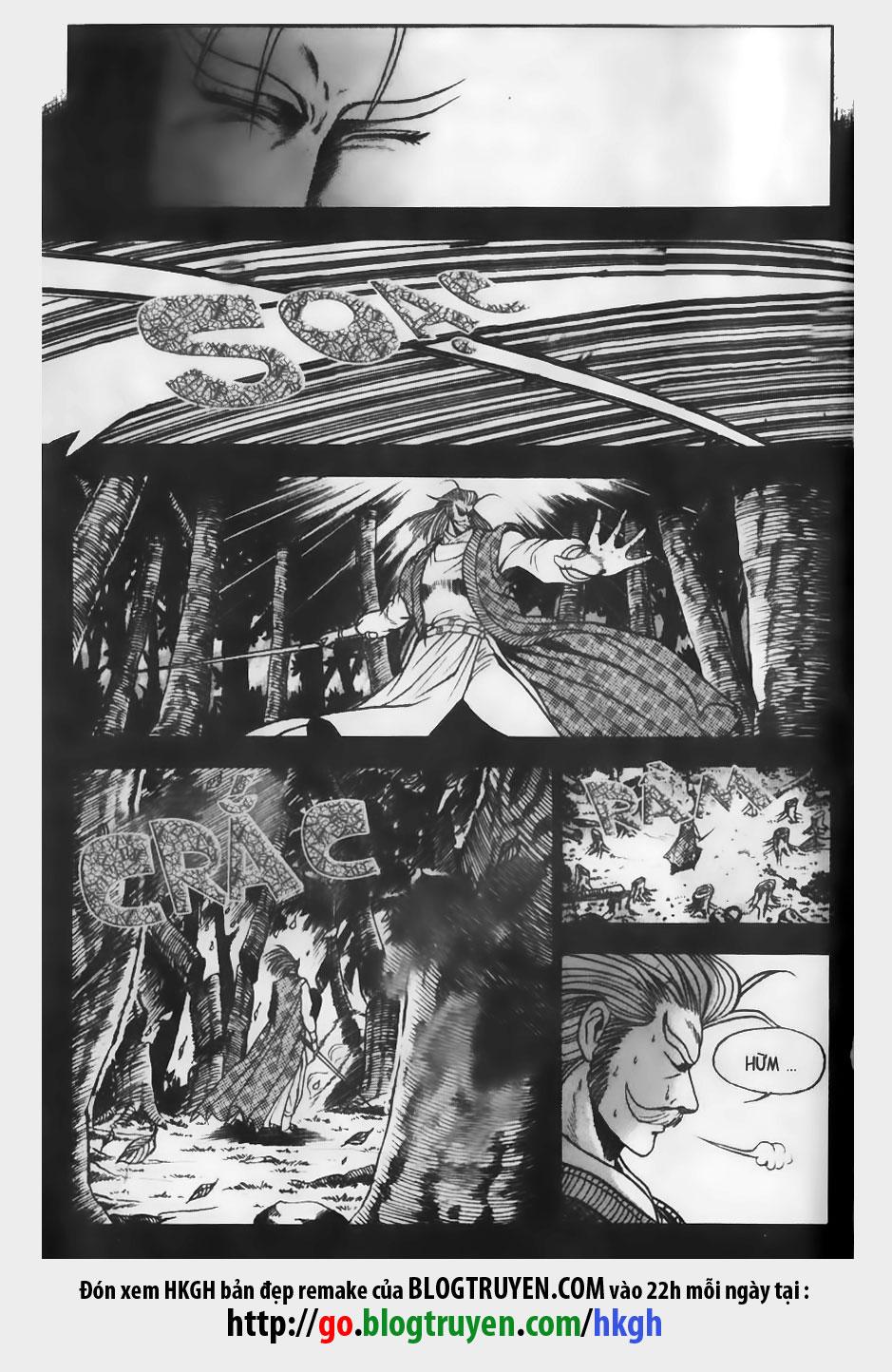 Hiệp Khách Giang Hồ chap 30 page 14 - IZTruyenTranh.com