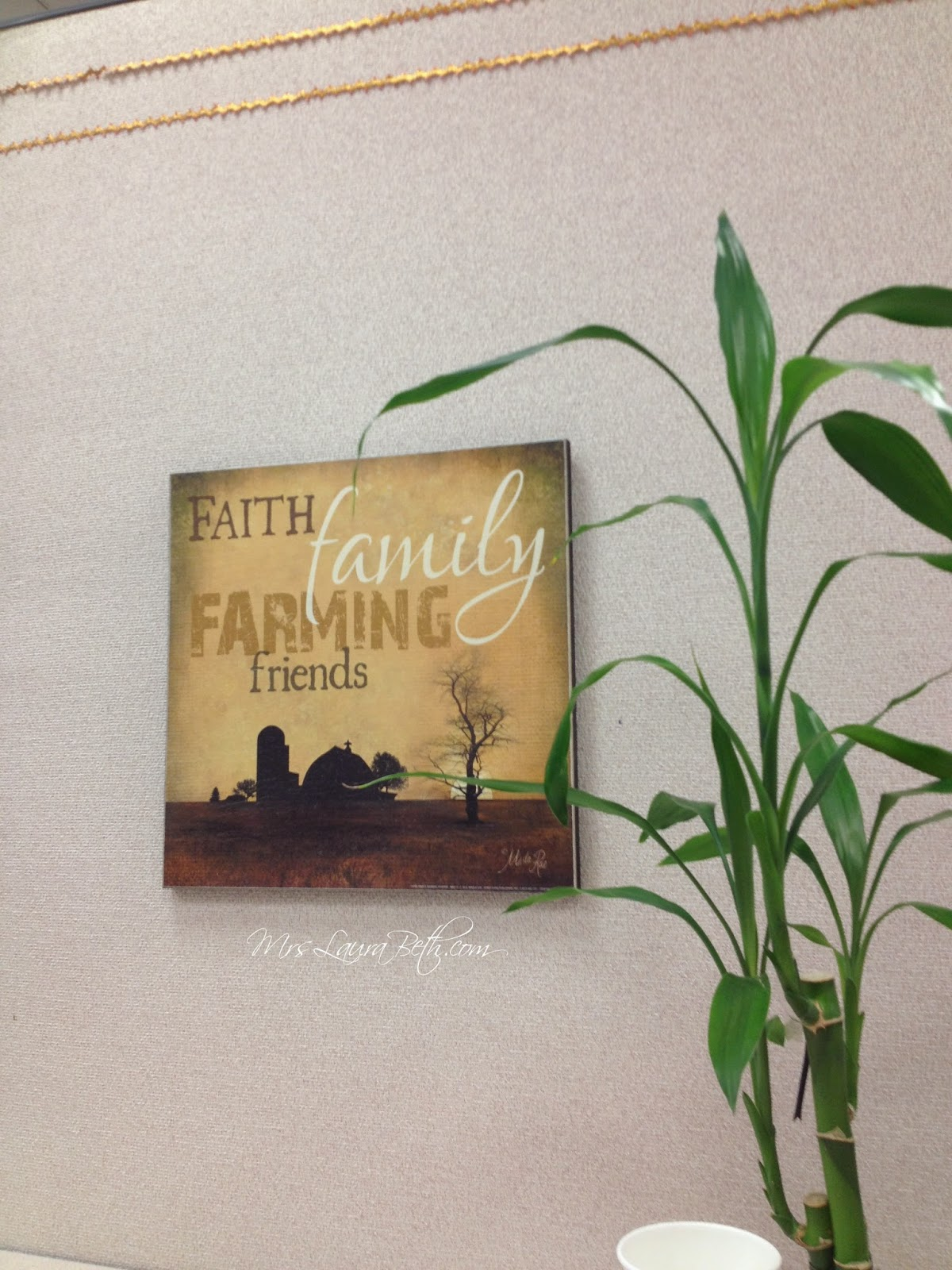 faith, family, farming, friends