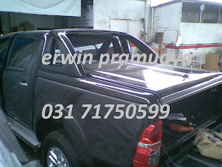 Toyota Hilux Canopy Caryboy