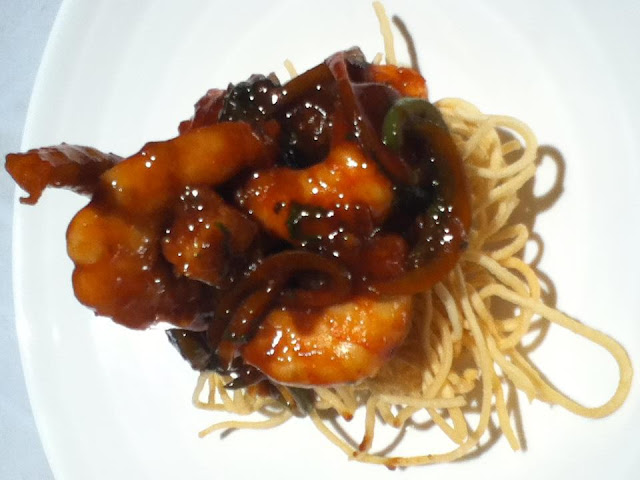 Kung Pao Shrimps Sarap Diva Recipe