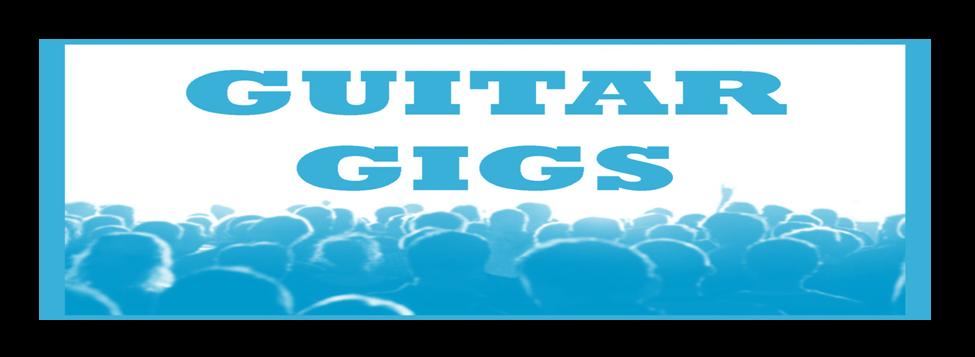 Guitar Gigs