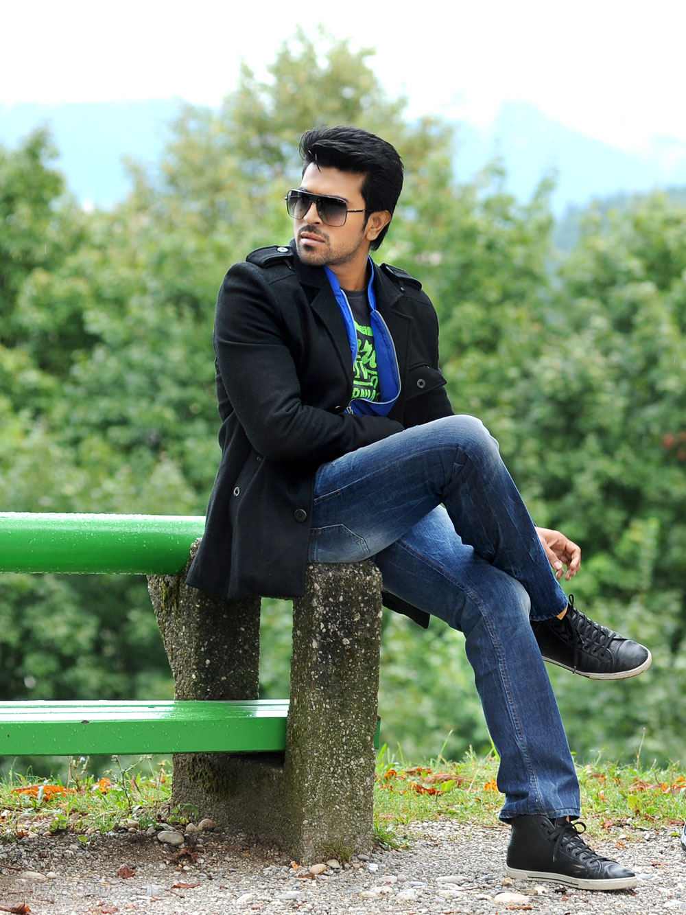 Ram Charan S Nayak Movie Latest Photos