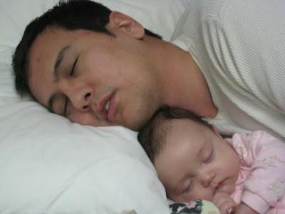 colecho, dormir, bebé, criandomultiples, gemelos, mellizos, carros gemelares