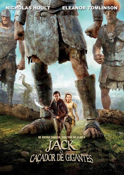 Filme Jack O Caçador De Gigantes Dublado AVI DVDRip