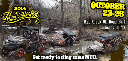 2014 Mud-Toberfest Presented by Polaris at Mud Creek Off-Road Park