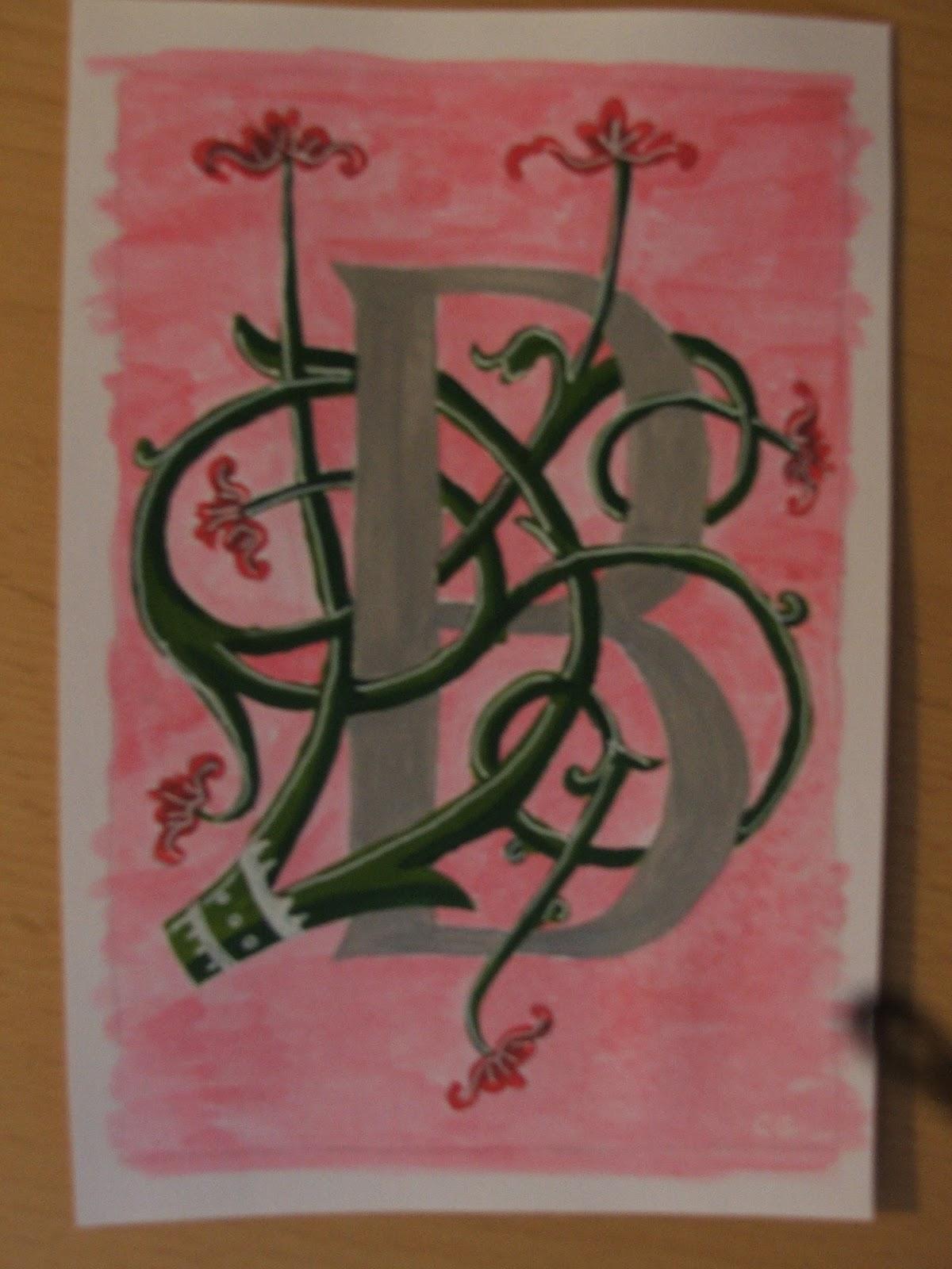 Choisir calligraphie pour la tatouage - Tatouage De Lettre Calligraphique