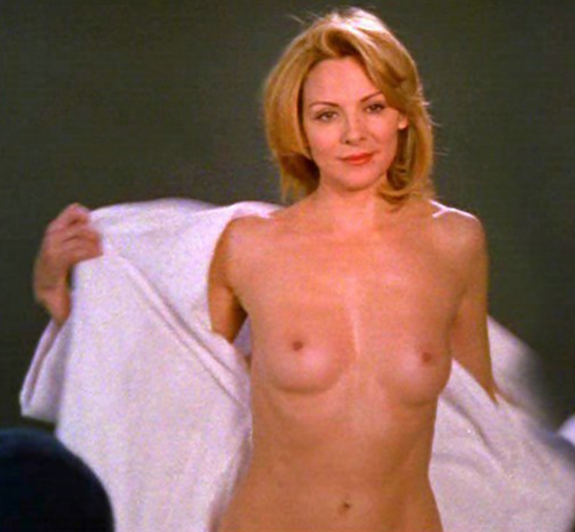 Naked Kim Cattrall 21