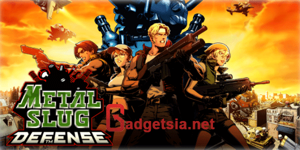 Game Android Terpopuler - Metal Slug Defense
