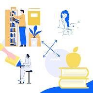 """""""Профессия - библиотекарь. Давайте сделаем это вместе"""". Профориентация на библиотечную профессию"""