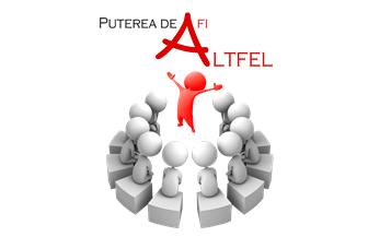 """Conferința Internațională """"PUTEREA DE A FI ALTFEL"""" - Promo Sponsorizat"""