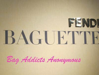 Event Post: Fendi's Baguette Podium Exhibit & KLCC Store Re-Opening