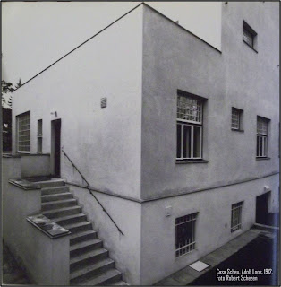 Historia de la arquitectura moderna adolf loos casa scheu for Historia de la arquitectura moderna