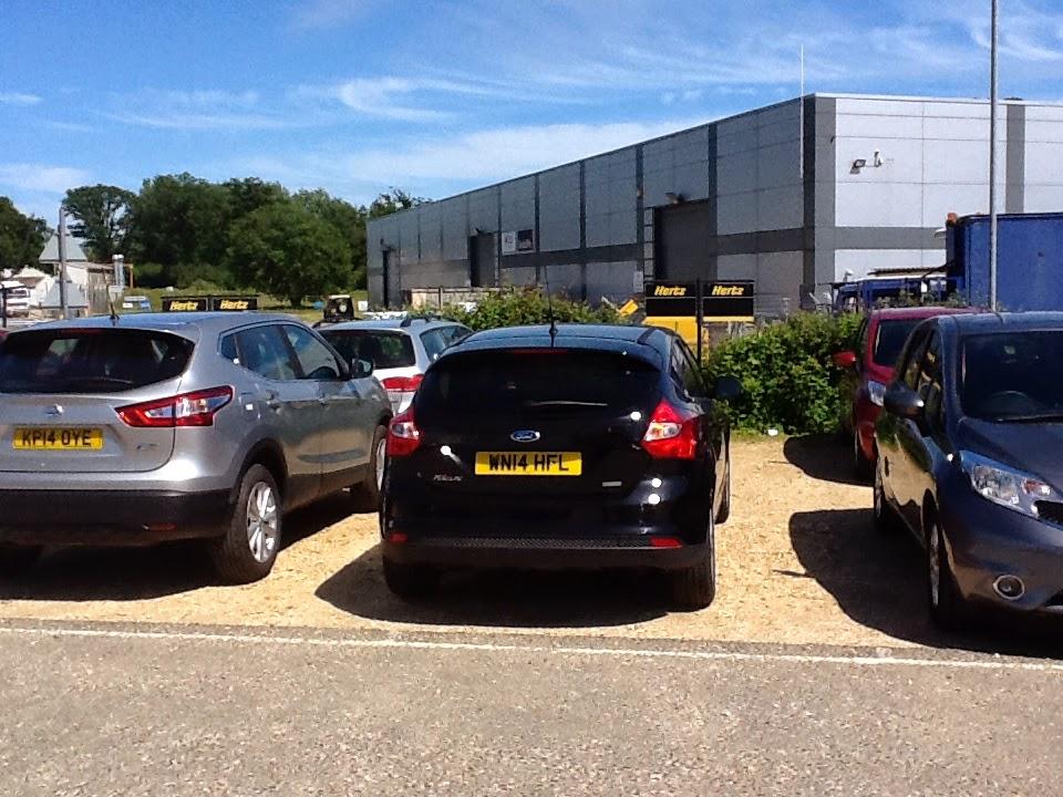 Hertz Car Rental Bournemouth