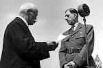 Le Général de Gaulle à Robert-Espagne