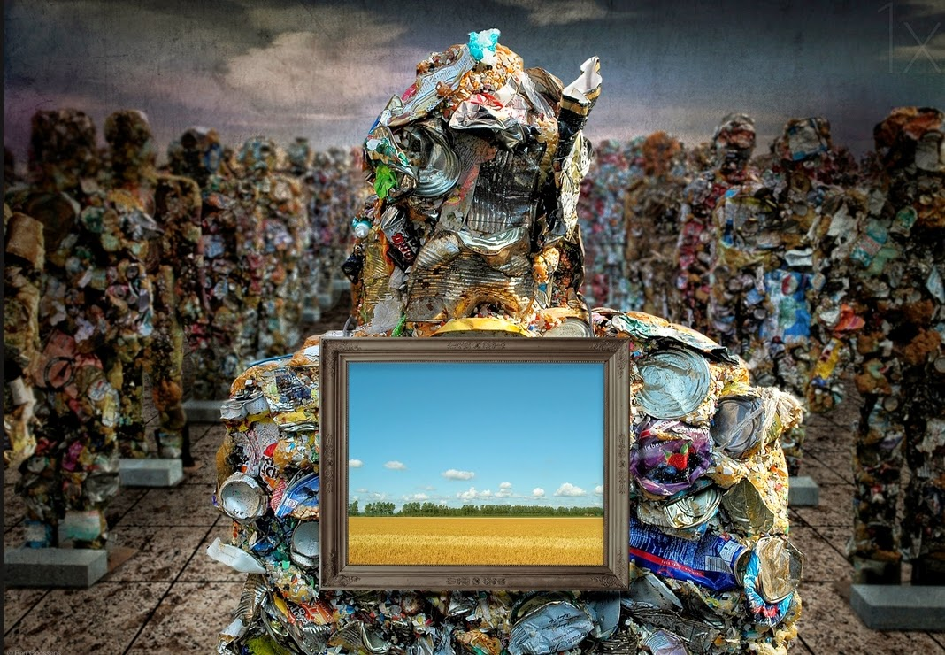 01-Recycling-is-Good-for-Art-and-Nature-Ben-Goossens-Surreal-Photos-of-everyday-Issues-www-designstack-co