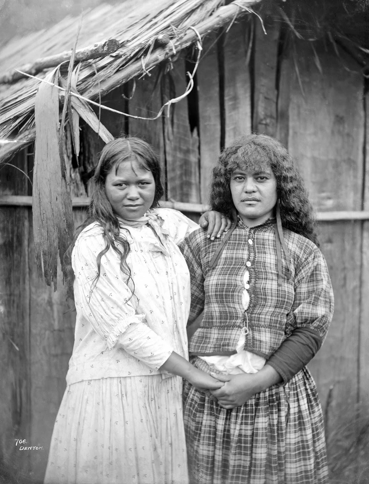 American men seeking maori women