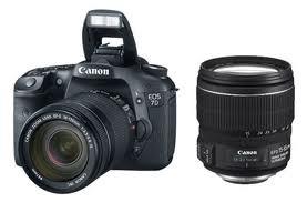 Harga dan Gambar Kamera DSLR Canon Lengkap Semua Type 2014