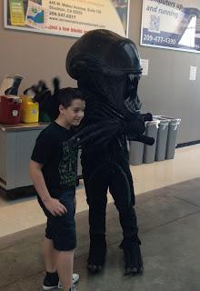 Alien Xenomorph pic