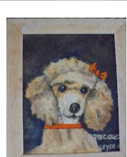 Poodle dog # 96