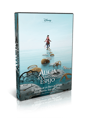 Descargar Alicia a través del Espejo (2016)