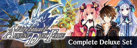 Fairy Fencer F Advent Dark Force Complete Deluxe Set-DARKSiDERS