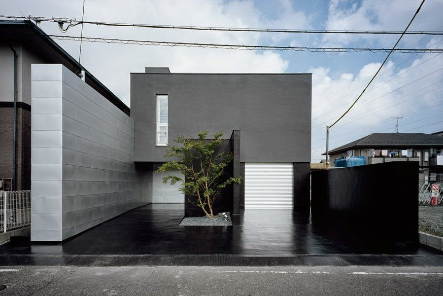 Inspirations japanese modern architecture for Contemporary landscape architecture