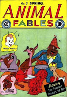 Animal Fables 3 cover