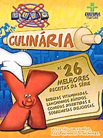 Culinria X Tudo: As 26 Melhores Receitas Da Srie DVDRip XviD &#038; RMVB Nacional