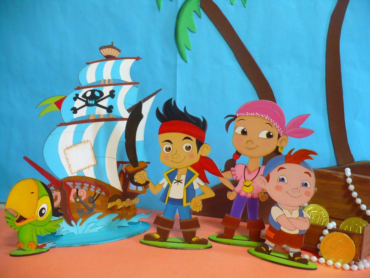 El barco de colores
