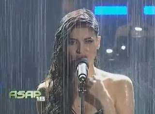anne curtis wet look images ASAP 2013