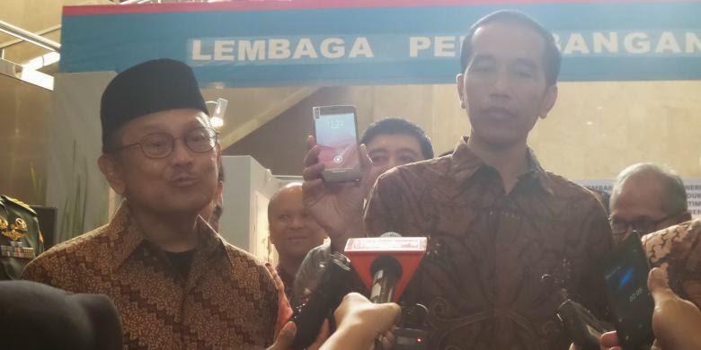 presiden jokowi promosi bolt
