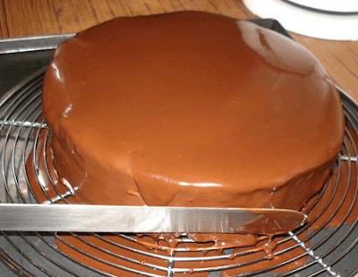 Sans titre 2 Comment ganacher un gâteau ?