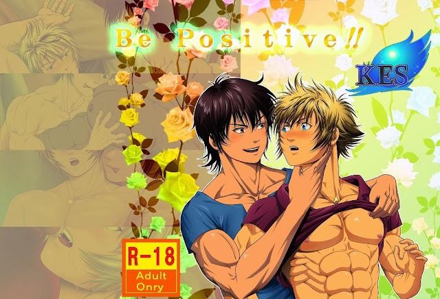 yaoi, muscle, Honpo KES, Be Positive,