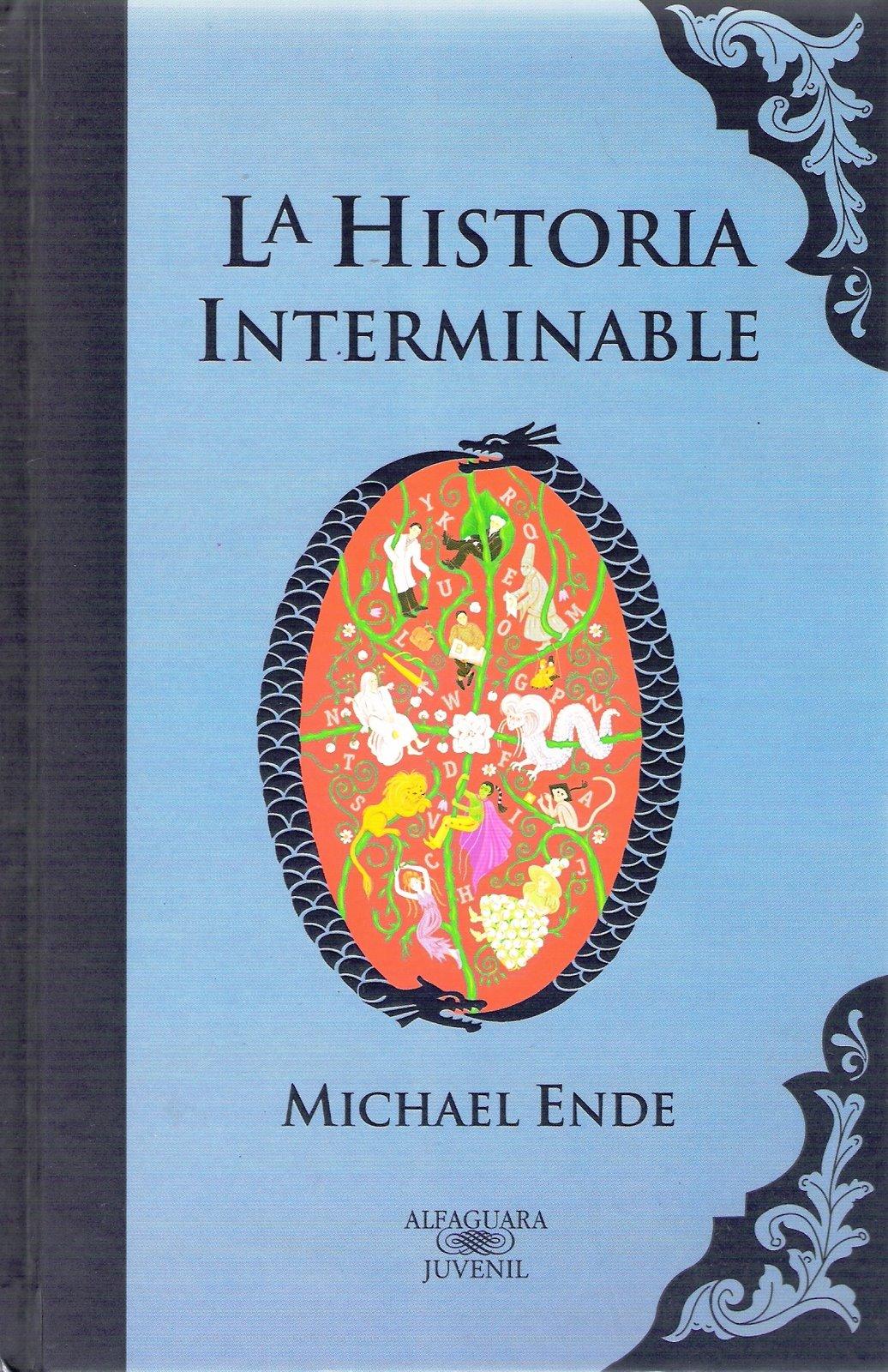 libro la historia interminable: