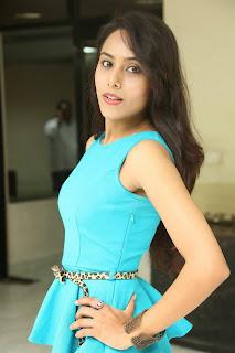 Kenisha Chandran Stills At Jagannatakam Movie Release Press Meet 8.jpg