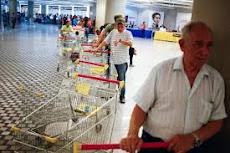 VENEZUELA CHAVISTA: Sin alimentos, ni medicinas
