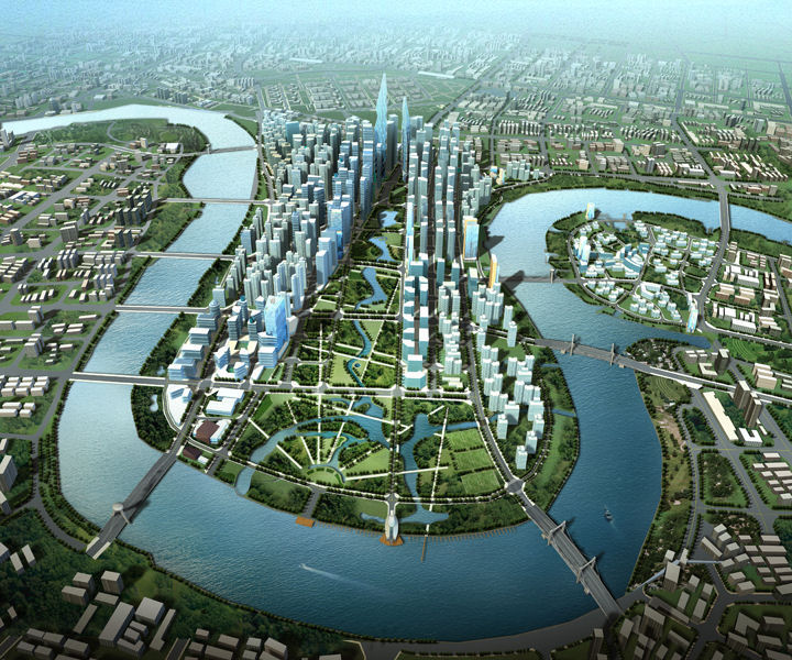 eco city A sustainable city, or eco-city is a city designed with consideration of environmental impact, inhabited by people dedicated to minimization of required inputs of energy, water and food, and.