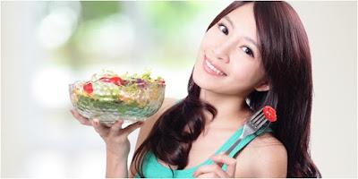 buah dan sayur sangat bermamfaat
