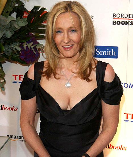 Imagenes De Jk Rowling J K Rowling Una Linda Millonaria