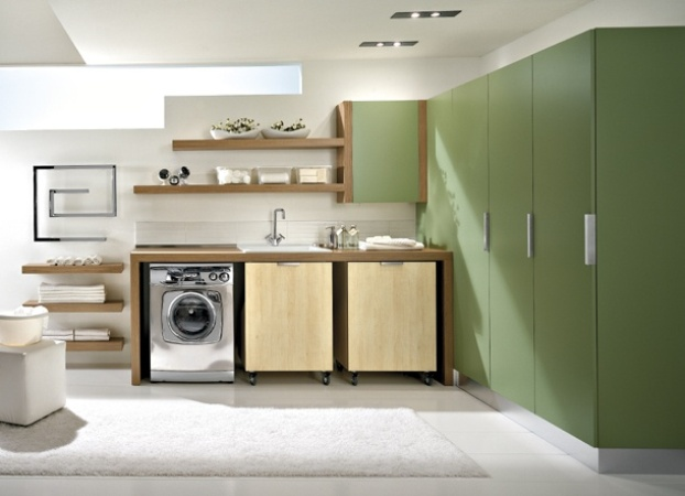 The Passionate Re Designer Practical Contemporary Laundry