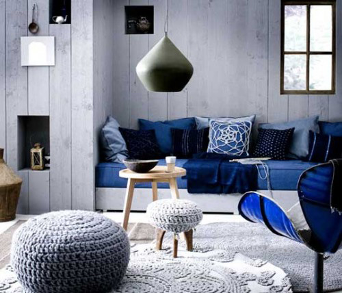... Rooms Of My Beach House. Synthetic Dyes Inspired By Indigo Are Washed  Into The Blue Jeans I Wear Almost Daily. Its Personality Can Be Moody Or  Bright, ...