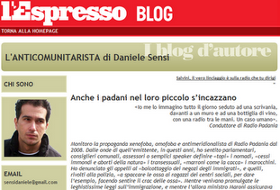 Questo blog si  trasferito sull&#39;Espresso