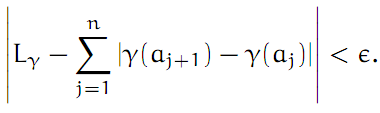 Complex Analysis: #3 Path Integrals equation pic 1