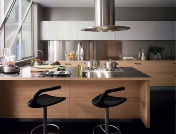 Diseño de Cocinas Modernas que mejoran el Estado de Animo | Cómo ...