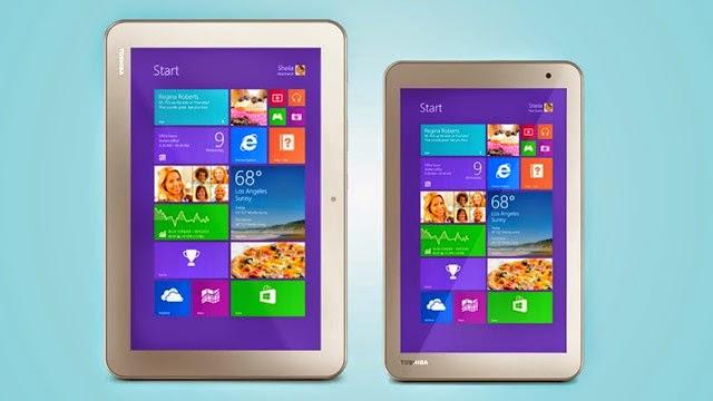 Toshiba Tablet pc Toshiba Windows 8 Tablet pc